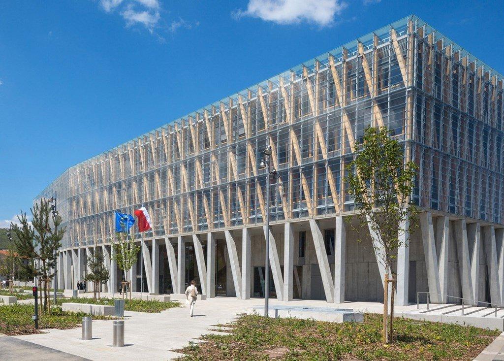 Hôtel de région Auvergne Clermont Ferrand